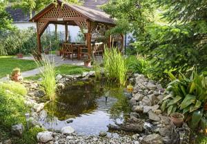 Architekt Ogrodu Mała Architektura